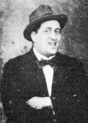 Guillaume Apollinaire en 1914