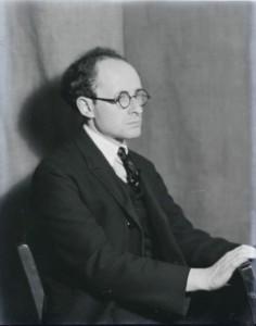 Jean Wiener en 1926 par Man Ray