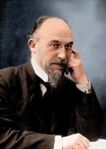 Erik Satie en Couleur