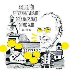Arcueil Satie