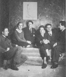 Le Groupe des 6 en 1929
